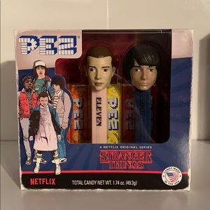 Other - Stranger Things Eleven and Mike Pez Set